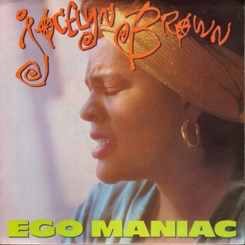 Brown, Jocelyn - Ego Maniac/Love's Gonna Get You (with picture sleeve) - M10/NM9 - 45 rpm Records