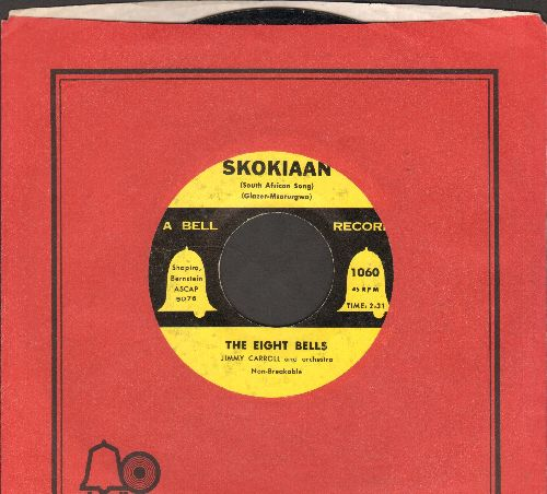 Eight Bells - Skokiaan (Song From Africa)/Dream (with Bell company sleeve) - EX8/ - 45 rpm Records