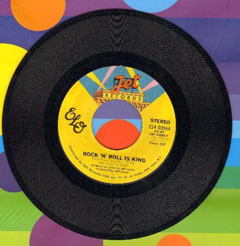 Electric Light Orchestra - Rock 'N' Roll Is King/After All - EX8/ - 45 rpm Records