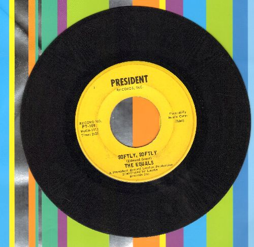 Equals - Softly, Softly/Lonely Rita - EX8/ - 45 rpm Records