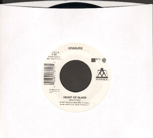 Erasure - Heart Of Glass/In My Arms - M10/ - 45 rpm Records