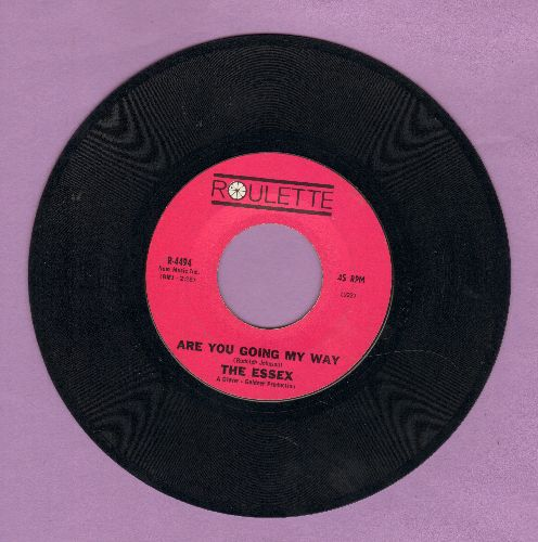Essex - Easier Said Than Done/Are You Going My Way (BEAUTIFUL Overlooked flip-side!)(pink label early pressing) - EX8/ - 45 rpm Records