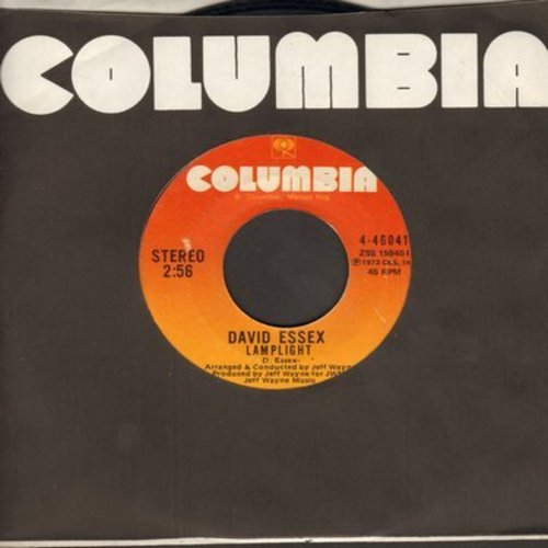 Essex, David - Lamplight/We All Insane - NM9/ - 45 rpm Records