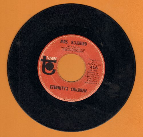 Eternity's Children - Mrs. Bluebird/Little Boy - VG7/ - 45 rpm Records