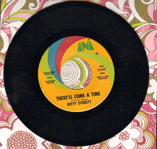 Everett, Betty - There'll Come A Time/Take Me (bb) - NM9/ - 45 rpm Records