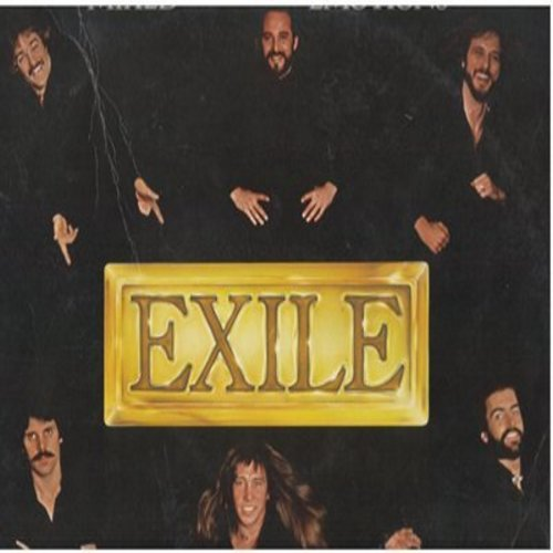 Exile - Mixed Emotions: Kiss You All Over, You Thrill Me, Stay With Me, Never Gonna Stop (vinyl STEREO LP record) - NM9/EX8 - LP Records