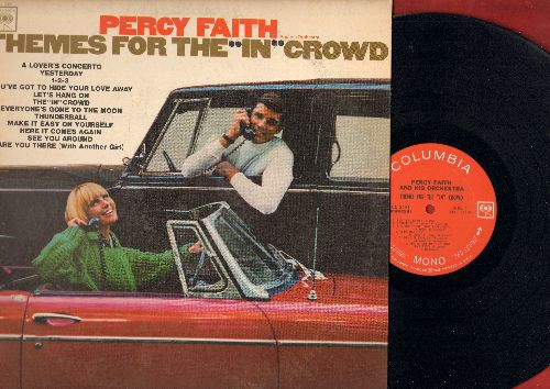 Faith, Percy & His Orchestra - Themes For The