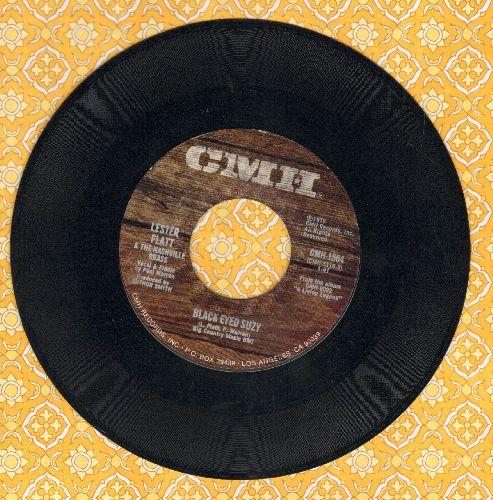 Flatt, Lester & The Nashville Grass - Black Eyed Suzy/I Live The Life Of Riley - NM9/ - 45 rpm Records