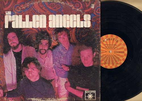 Fallen Angels - The Fallen Angels: Room At The Top, Most Children Do, Introspective Looking Glass, No Way Out, Painted Bird (vinyl STEREO LP record) - EX8/G5 - LP Records