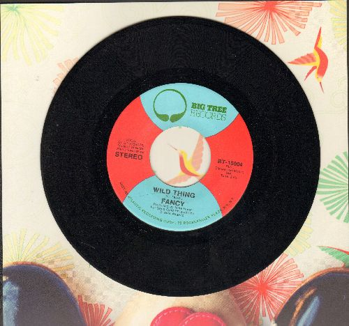 Fancy - Wild Thing/Fancy - M10/ - 45 rpm Records