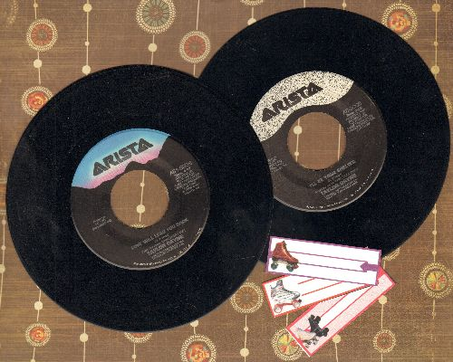 Dayne, Taylor - 2 for 1 Special: Love Will Lead You Back/I'll Be Your Shelter (2 vintage first issue 45rpm records for the price of 1!) - EX8/ - 45 rpm Records