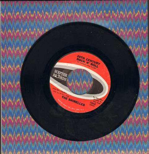 Shirelles - Tonight You're Gonna Fall In Love With Me/20th Century Rock & Roll (bb) - NM9/ - 45 rpm Records