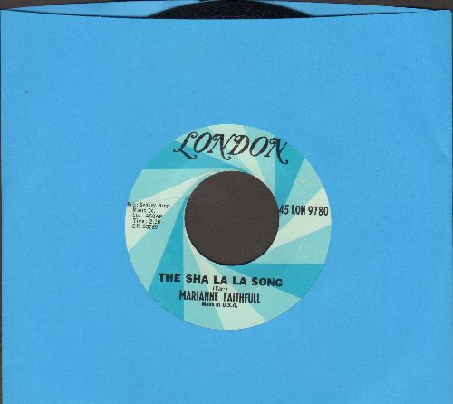 Faithfull, Marianne - The Sha La La Song/Summer Nights - NM9/ - 45 rpm Records