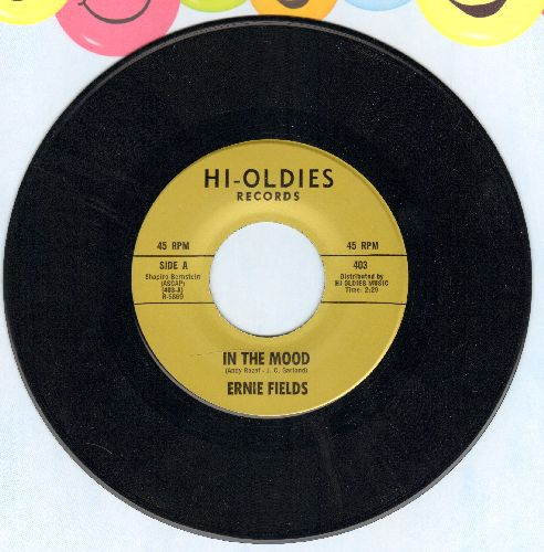 Fields, Ernie - In The Mood/Christopher Columbus (re-issue) - NM9/ - 45 rpm Records