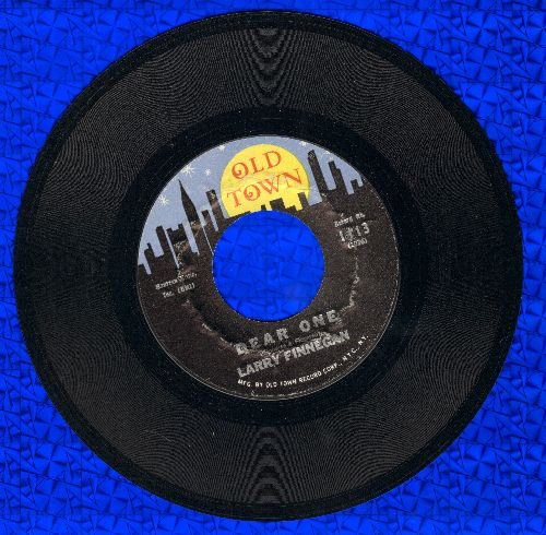 Finnegan, Larry - Dear One/Candy Lips  - EX8/ - 45 rpm Records