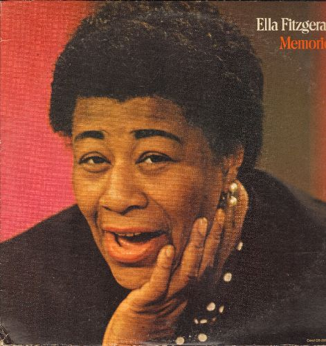 Fitzgerald, Ella - Memories: Thanks For The Memory, You'll Never Know, Makin' Whoopee!, Old Devil Moon (vinyl LP record) - NM9/EX8 - LP Records
