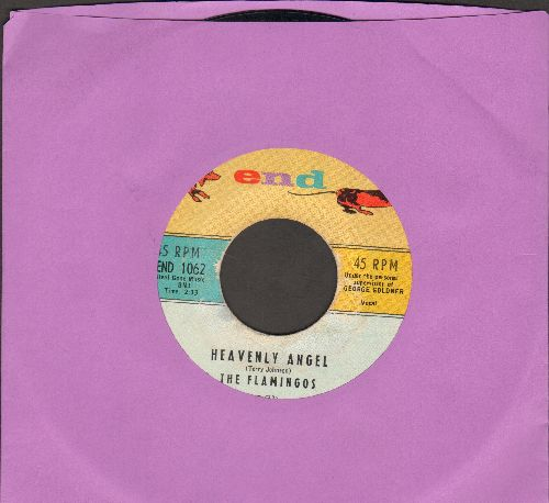 Flamingos - Heavenly Angel/I Was Such A Fool - EX8/ - 45 rpm Records