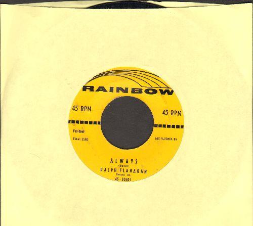 Flanagan, Ralphy - Always/Make Believe - EX8/ - 45 rpm Records