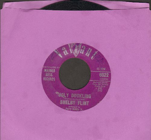 Flint, Shelby - Ugly Duckling/The Boy I Love - VG7/ - 45 rpm Records