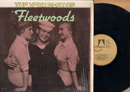 Fleetwoods - The Very Best Of The Fleetwoods: Come Softly To Me, Mr. Blue, We Belong Together, Tragedy, Goodnight My Love, Run Around (1975 Silver Starlight Series Issue - vinyl LP record) - M10/EX8 - LP Records