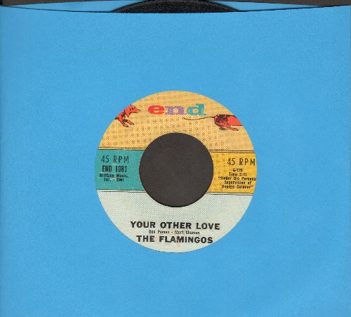Flamingos - Your Other Love/Lovers Gotta Cry - VG7/ - 45 rpm Records