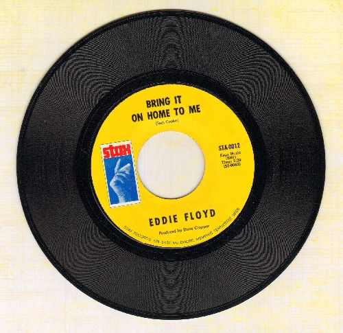 Floyd, Eddie - Bring It On Home To Me/Sweet Things You Do - NM9/ - 45 rpm Records