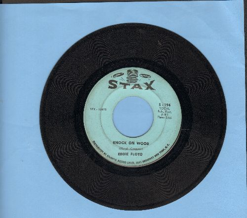 Floyd, Eddie - Knock On Wood/Got To Make A Comeback - VG7/ - 45 rpm Records