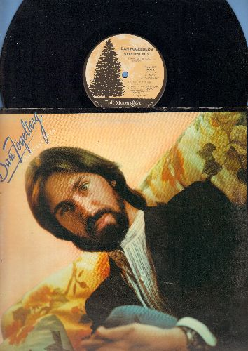 Fogelberg, Dan - Greatest Hits: Part Of The Plan, The Power Of Gold, Longer, Hard To Say, Leader Of The Band (vinyl STEREO LP record) - NM9/VG7 - LP Records