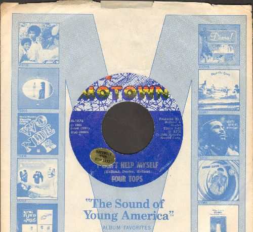 Four Tops - I Can't Help Myself/Sad Souvenirs (with Motown company sleeve) - NM9/ - 45 rpm Records