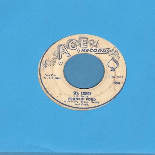 Ford, Frankie - Sea Cruise/Roberta - VG6/ - 45 rpm Records