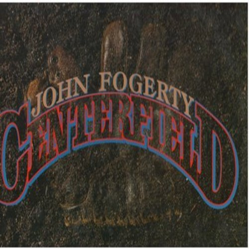 Fogerty, John - Centerfield: Rock And Roll Girls, Mr. Greed, I Can't Help Myself, Searchlight (vinyl LP record) - M10/EX8 - LP Records