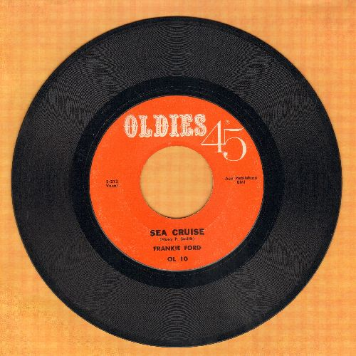 Ford, Frankie - Sea Cruise/Roberta (early re-issue) - EX8/ - 45 rpm Records