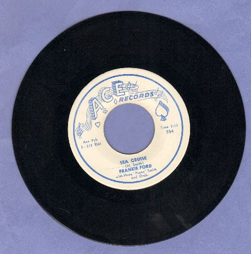 Ford, Frankie - Sea Cruise/Roberta - EX8/ - 45 rpm Records