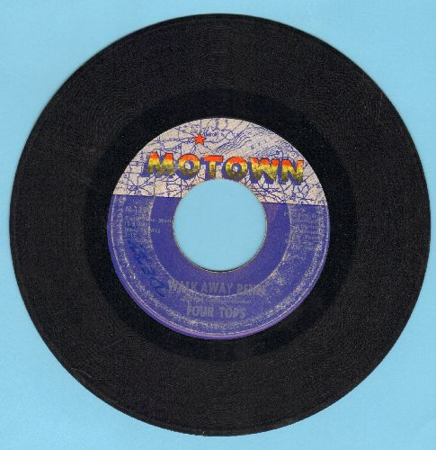 Four Tops - Walk Away Renee/Your Love Is Wonderful - VG6/ - 45 rpm Records