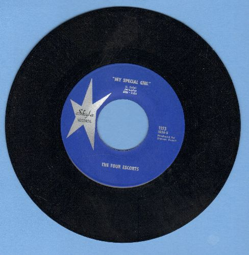 Four Escorts - My Special Girl/Don't You Remember - EX8/ - 45 rpm Records