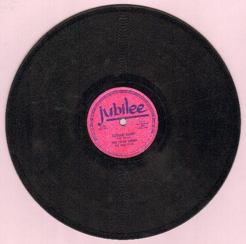 Four Tunes - Sugar Lump/I Understand (10 inch 78 rpm record) - VG6/ - 78 rpm