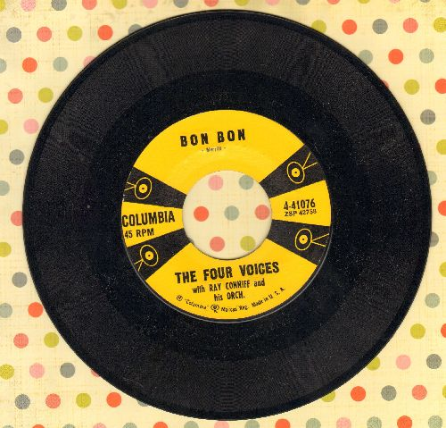 Four Voices - Bon Bon/Dancing With My Shadow - NM9/ - 45 rpm Records
