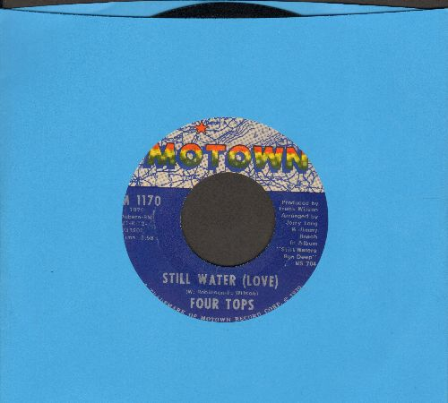 Four Tops - Still Water (Love/Peace)  - EX8/ - 45 rpm Records
