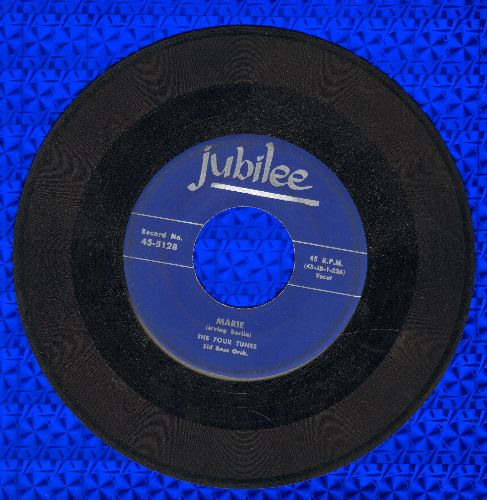 Four Tunes - Marie/I Gambled With Love - VG7/ - 45 rpm Records