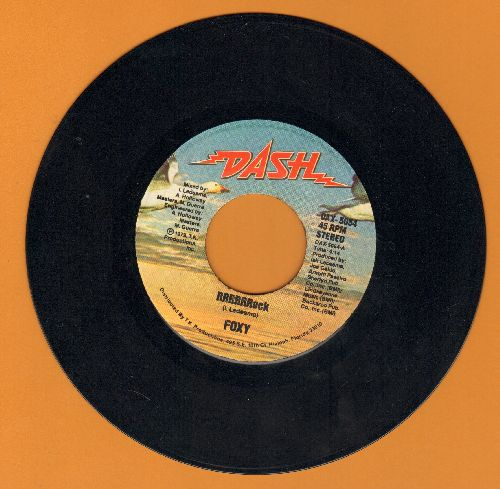 Foxy - Rrrrrrock/Devil Boogie - NM9/ - 45 rpm Records