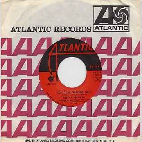 Franklin, Aretha - Son Of A Preacher Man/Call Me (with Atlantic company sleeve) - NM9/ - 45 rpm Records