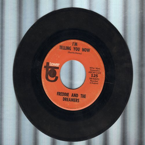 Freddie & The Dreamers - I'm Telling You Now/What Have I Done To You - EX8/ - 45 rpm Records