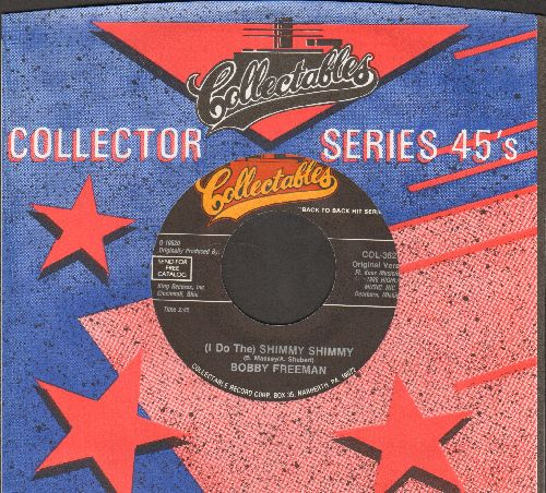 Freeman, Bobby - (I Do The) Shimmy Shimmy/You Don't Understand Me (re-issue) - M10/ - 45 rpm Records
