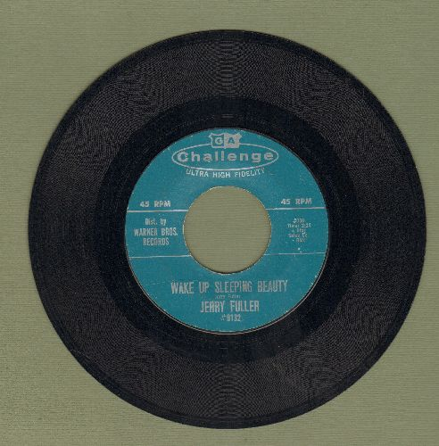 Fuller, Jerry - Wake Up Sleeping Beauty/Trust Me - EX8/ - 45 rpm Records