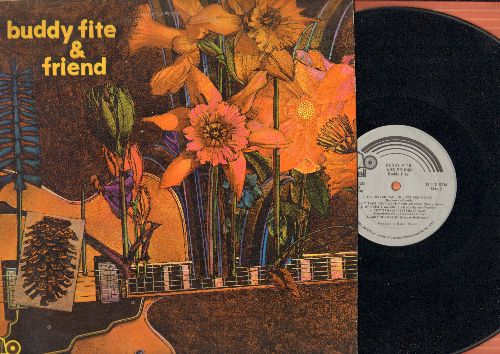 Fite, Buddy & Friend - Buddy Fite & Friend: This Guy's In Love With You, We've Only Just Begun, Something, My Cherie Amour (vinyl STEREO LP record) - NM9/EX8 - LP Records