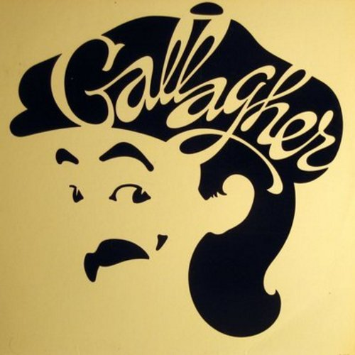 Gallagher - Gallagher - Debut Album of the legendary melon-smashing Comedian (vinyl STEREO LP record) - NM9/NM9 - LP Records