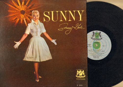 Gale, Sunny - Sunny: Rocking Chair, Near You, Dance With A Dolly, Everybody Loves My Baby, It Might As Well Be Spring (vinyl MONO LP record, 1961 first pressing, NICE conditon!) - EX8/NM9 - LP Records