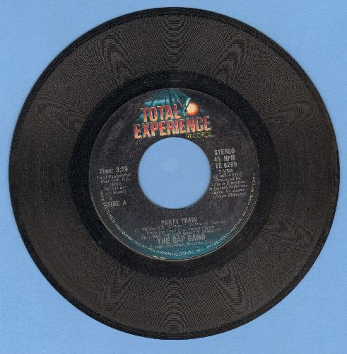 Gap Band - Party Train - EX8/ - 45 rpm Records
