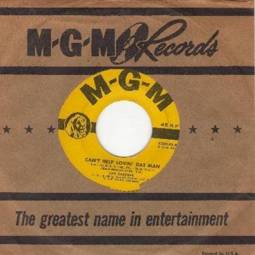 Gardner, Ava - Can't Help Lovin' Dat Man/Bill (with vintage MGM company sleeve) - EX8/ - 45 rpm Records