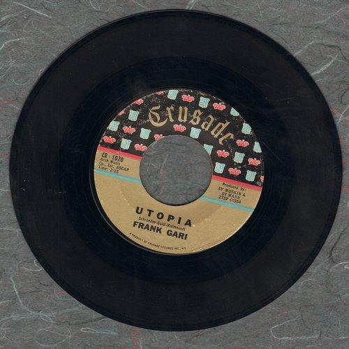 Gari, Frank - Utopia/I Ain't Got A Girl  - EX8/ - 45 rpm Records
